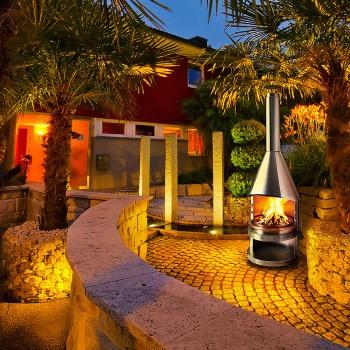 BBQ-Fireplace
